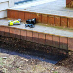 Keeping Critters Out from Underneath Deck