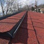 Ridge Guard Installation on Roof