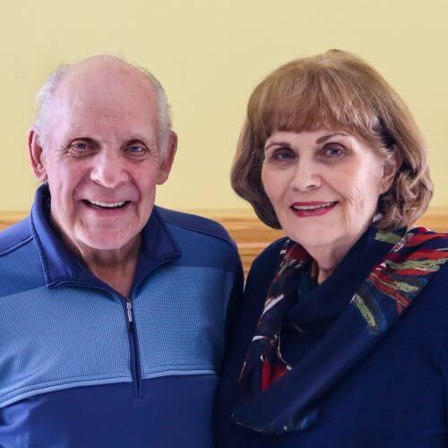 Paul & Jessica Winkelmann